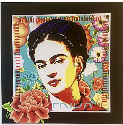 Frida, Painting by CHADY Elias